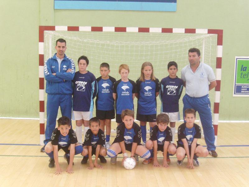 Unicaja equipo f tbol sala subcampe n de espa a for Colegio sagrada familia malaga ciudad jardin