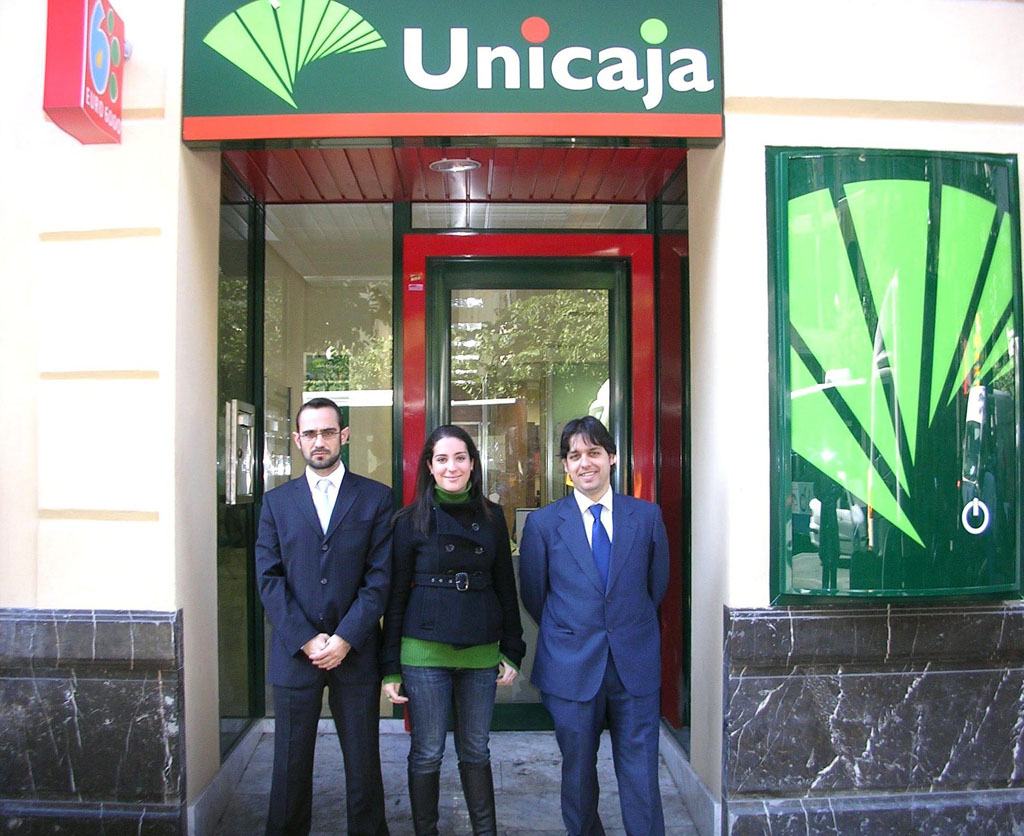 Unicaja oficina alicante for Oficinas seur alicante