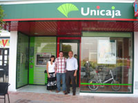 Unicaja oficina internacional almeria for Oficinas unicaja almeria