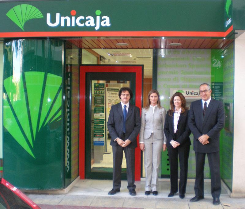 Unicaja oficina murcia for Unicaja oficinas malaga