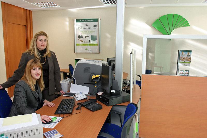 Unicaja inauguraci n c rtama for Unicaja oficinas malaga
