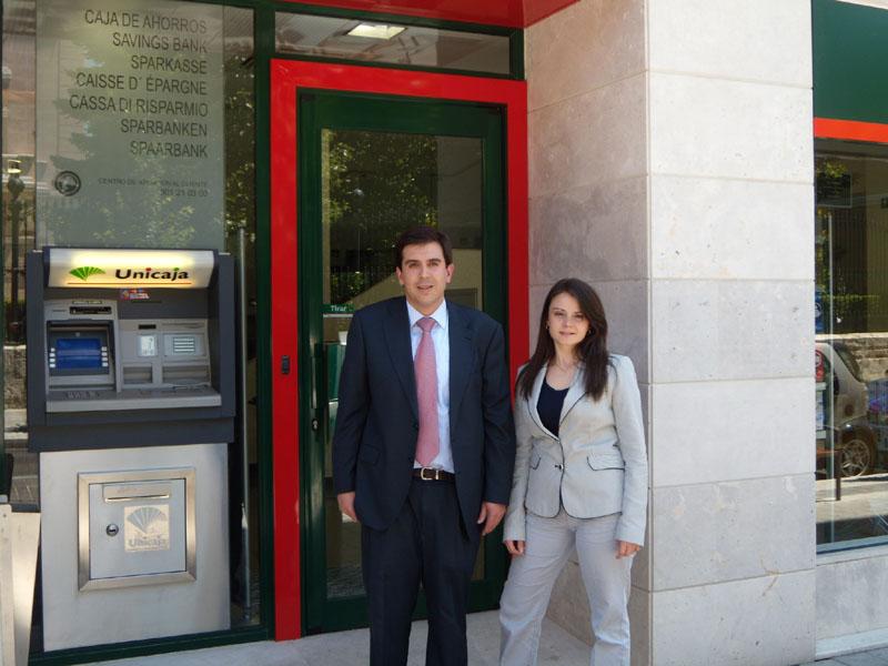Unicaja 05 07 oficina valladolid for Unicaja oficinas