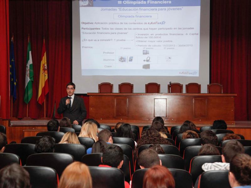 Educacion Financiera Para Jovenes Imagen de Una de Las Jornadas de Educaci n Financiera Para j Venes